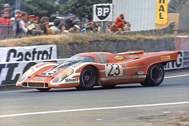 Video Le Mans 1970 Meets 2014 Porsche Porsche Motorsport