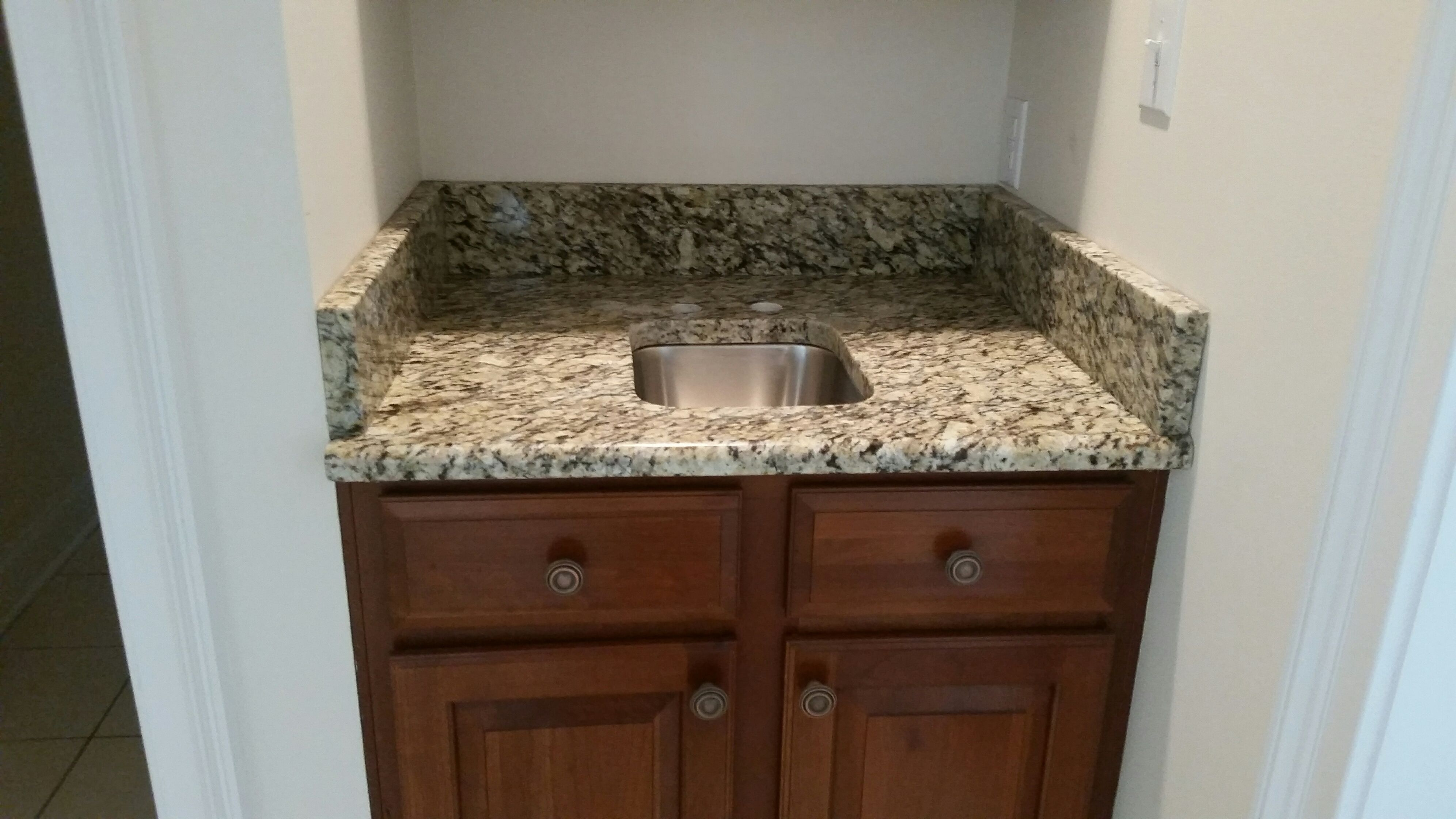 st cecilia granite kitchen countertop and bathroom vanity install for the farhat family knoxvilles