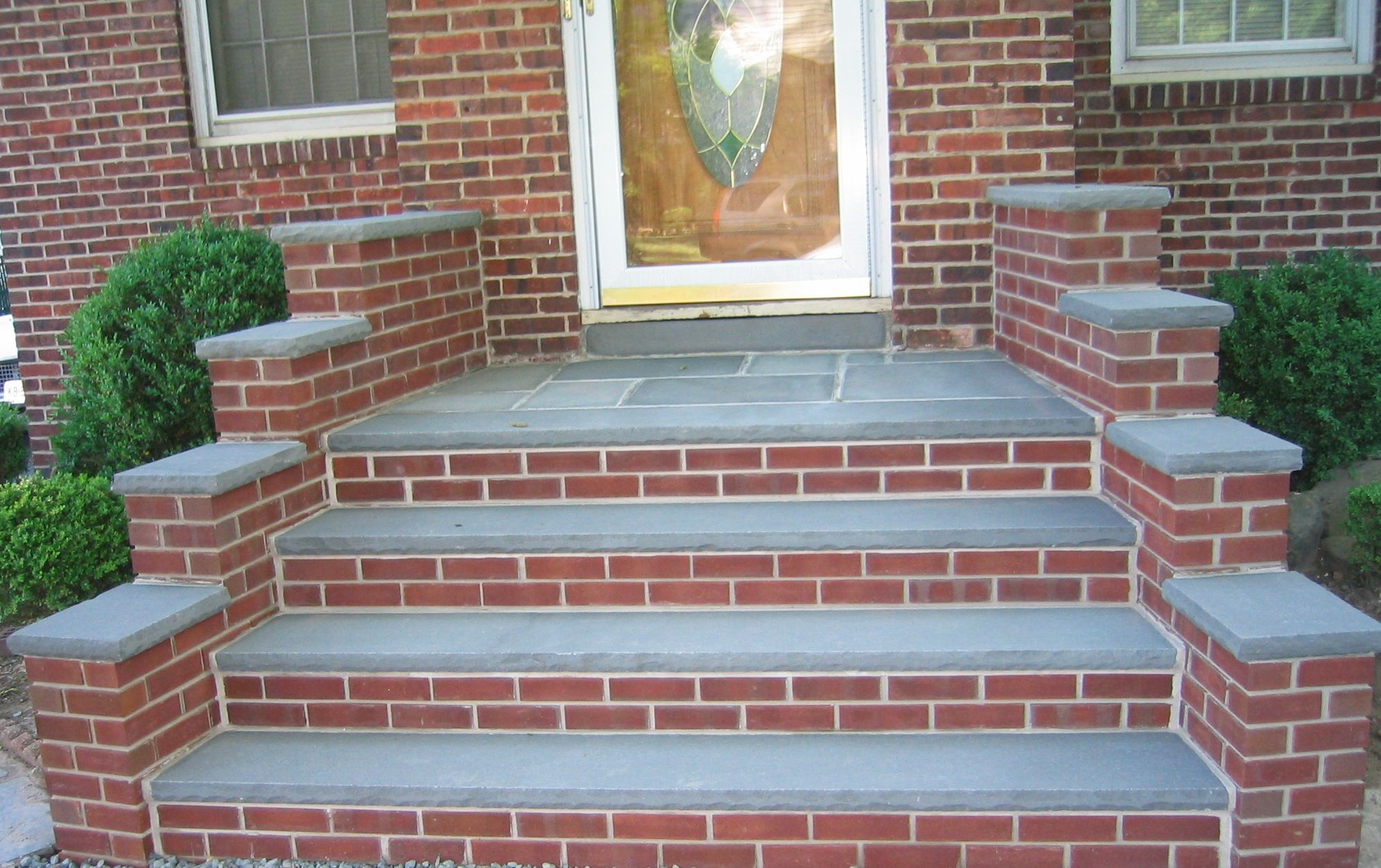 Best Brick Steps Google Search Front Porch Steps Brick 400 x 300