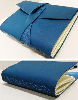 My Handbound Books - Bookbinding Blog: Book #308