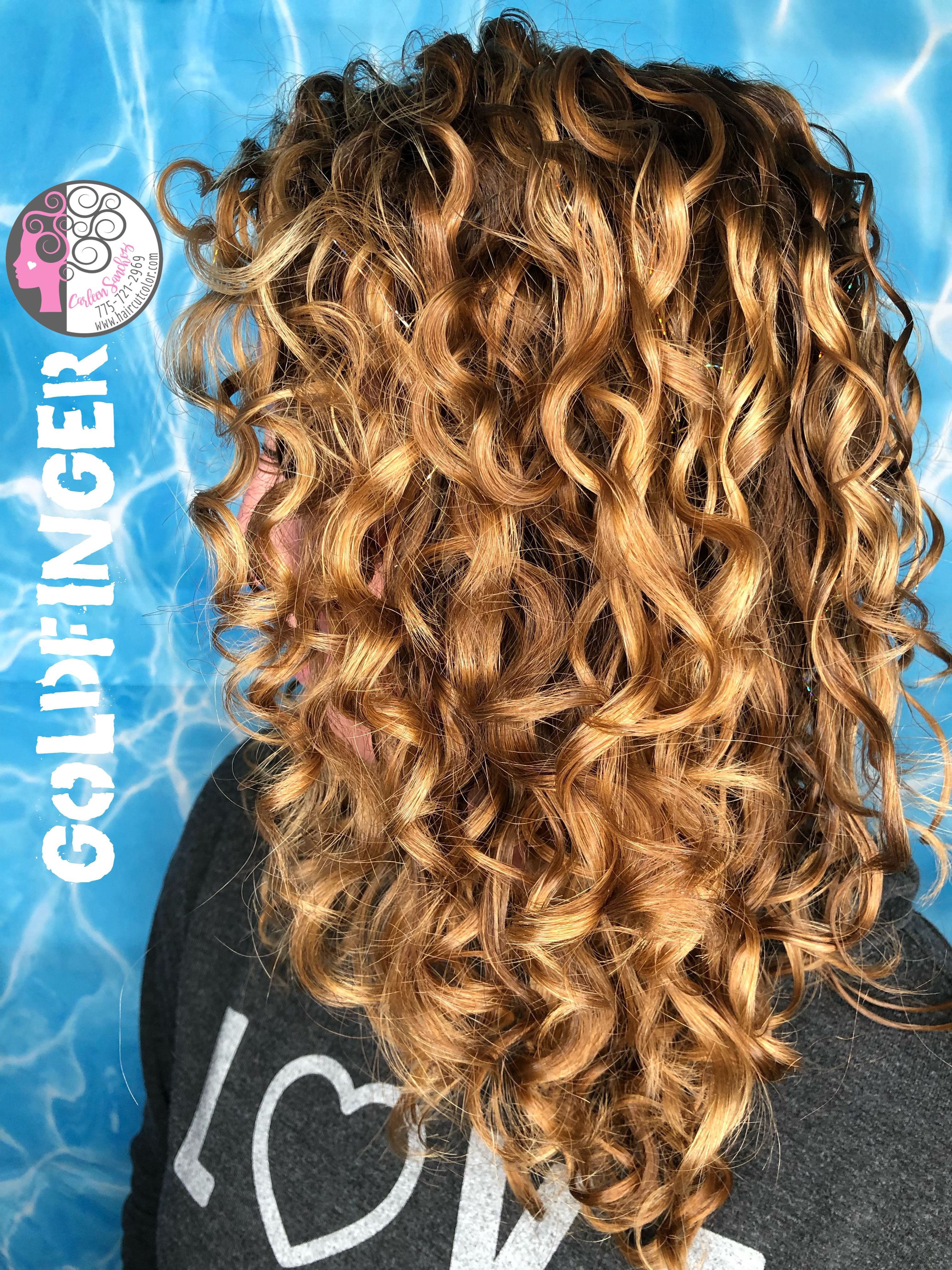 Naturally Curly Highlights Curly Highlights Naturally Curly Curly Hair Styles Naturally