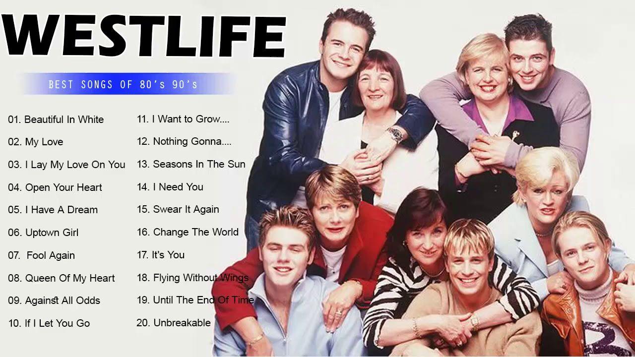 Westlife Love Songs Full Album 2018 - Westlife Best Of - Westlife
