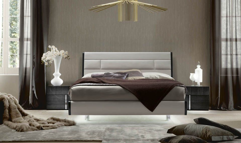 Mirage Bed By Alf Contemporary Bed Furniture Italian Interior