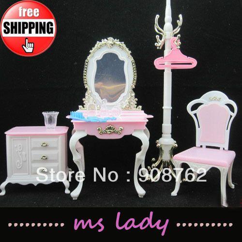 Mu eca de aparador env o gratis muebles para mu eca barbie for Envio de muebles