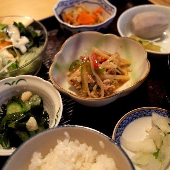 これで750円!?銀座の一軒家和食店の「特別サービス定食」がお得すぎ2017