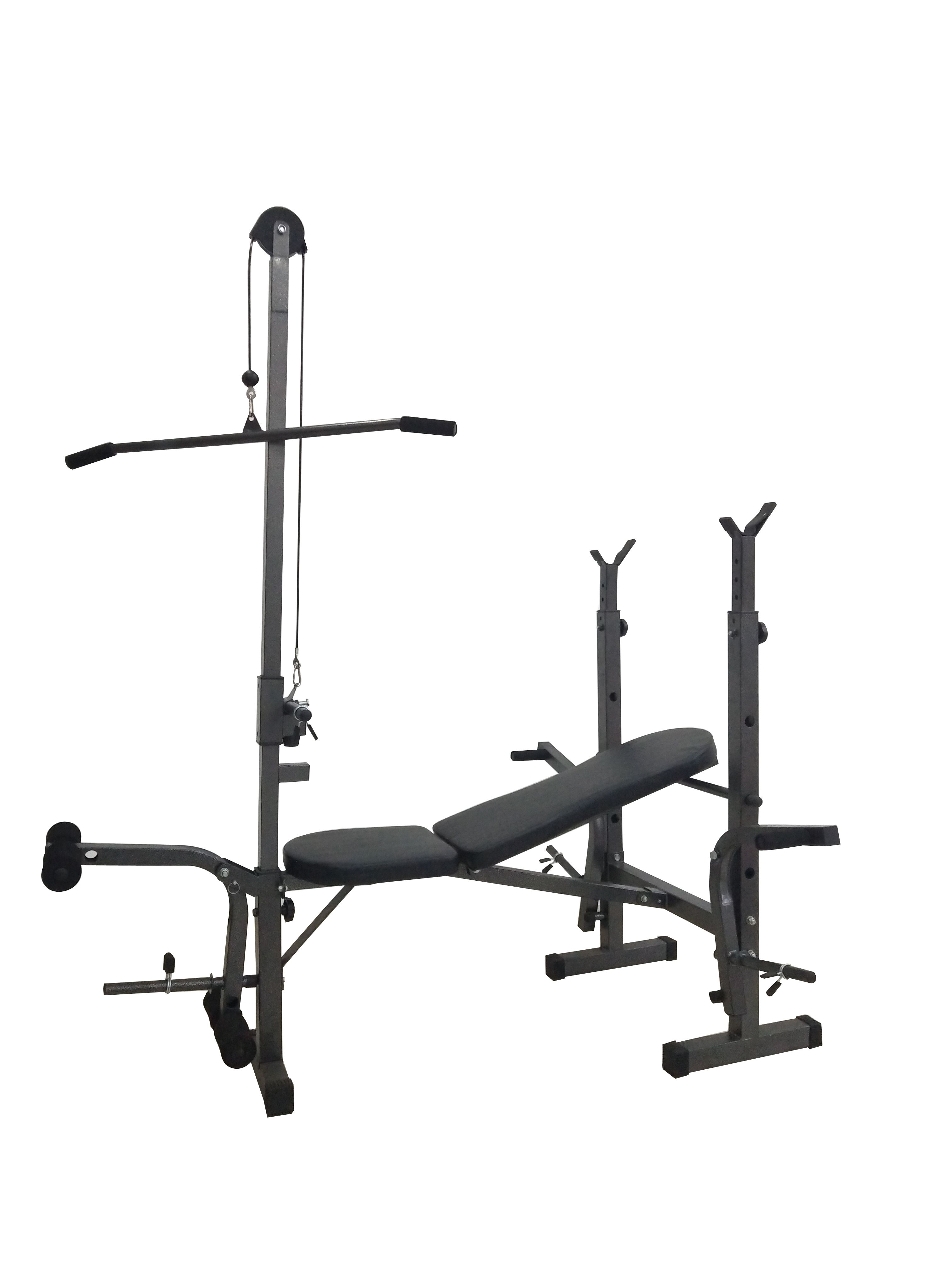 Weight Bench With Pull Up Bar Part - 18: MDK-759 Product Name Weight Bench With Pull Up Bar Product Size L177*W139
