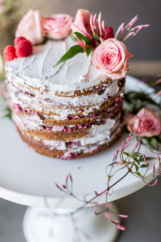 Sweet Laurel Cake