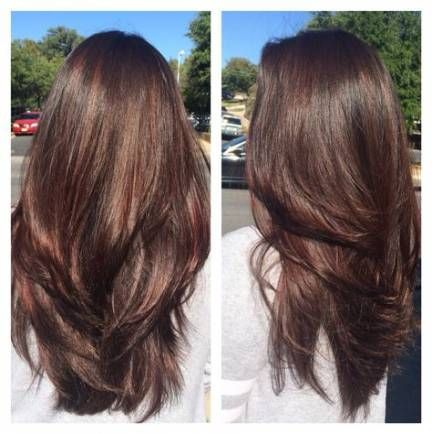 Trendy Hair Ombre Caramel Highlights Brunettes 52 Ideas #longhair