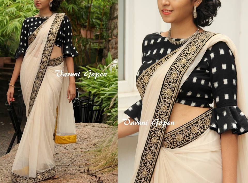 6fc43c700da90 How to Select the Best Modern Saree for You