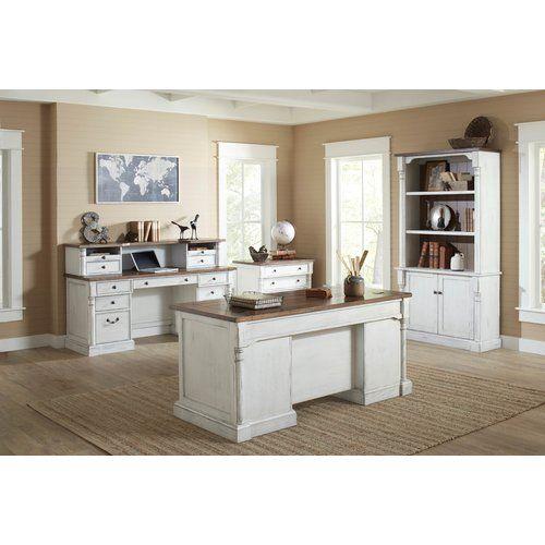 Bernardsville Solid Wood Desk (With Images)