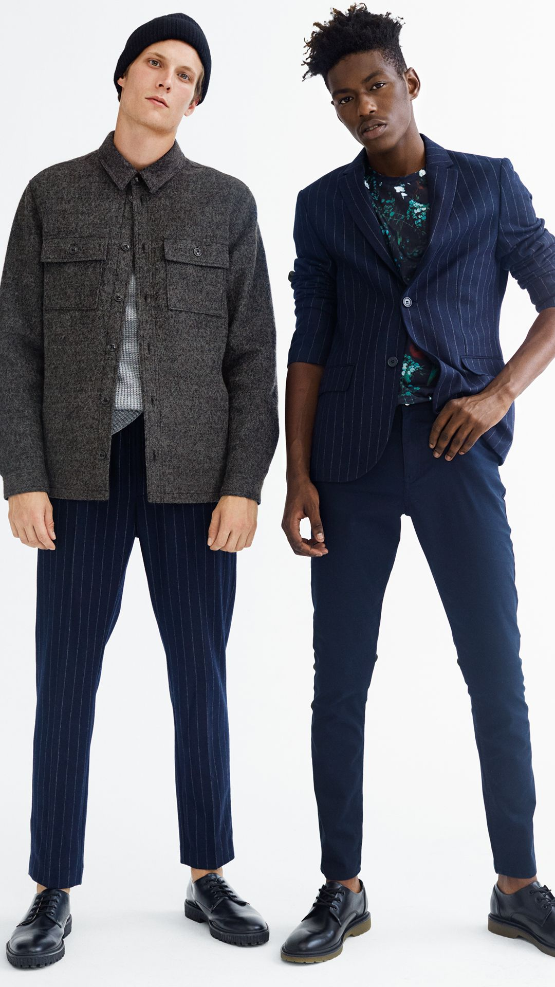 0a0c58fac34 Our round-up of the latest menswear trends: new style combinations  unlocked, the It print and new fits. | H&M For Men