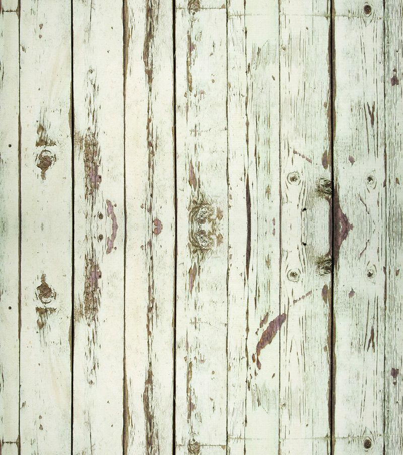 Distressed white shay sheek floor floors backdrops for Home wallpaper wood