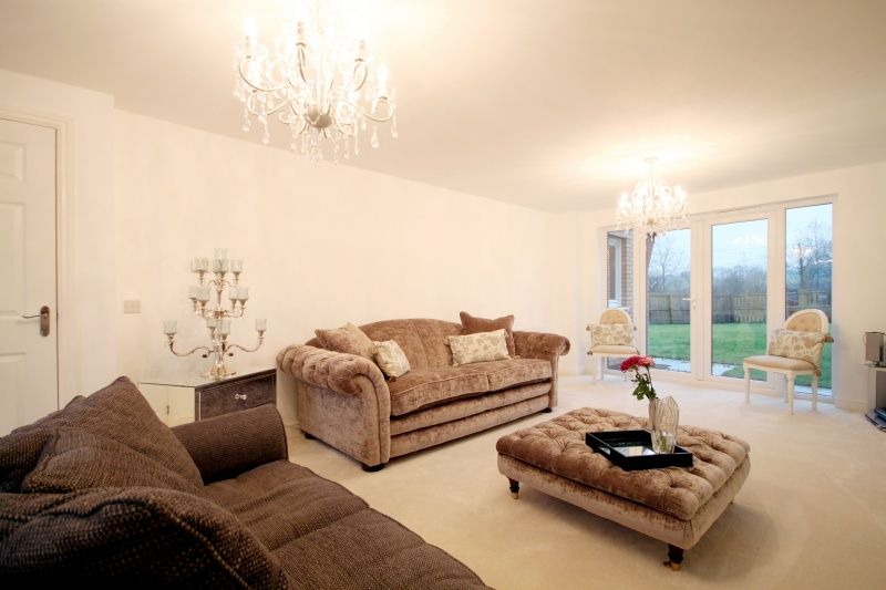 Edinburgh House Living Room Home Decor