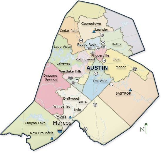 Cedar Park Texas Map Cedar Park Clinic Doctor Physician in Cedar Park TX   Metro map