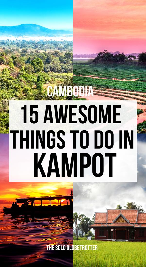 Kampot Cambodia | Things to do in Kampot | Kampot things to do | Kampot Cambodia things to do | Kampot Cambodia photography | Kampot pepper | Kampot sunsets | What to do in Kampot Cambodia | Kampot travel guide #kampot #kampotguide #cambodia