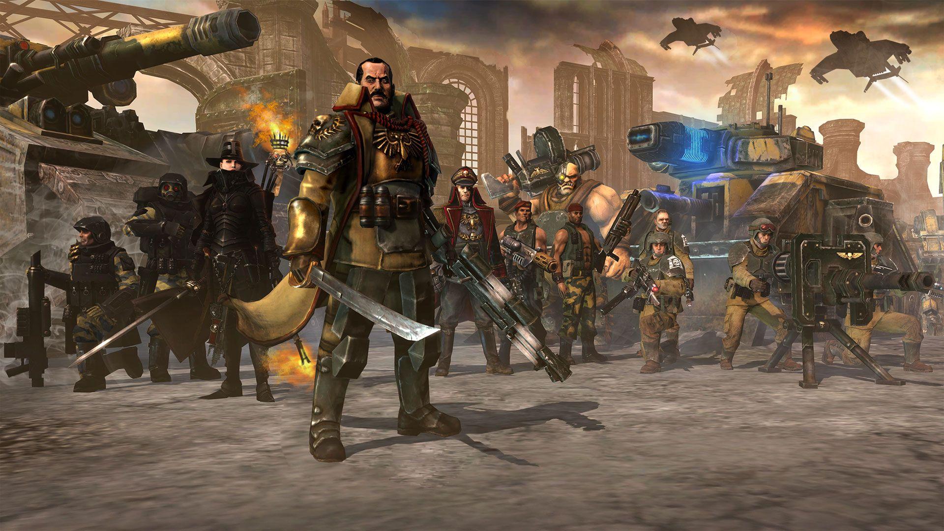 40k Cadian Army Google Search Warhammer Warhammer 40k Warhammer 40k Artwork