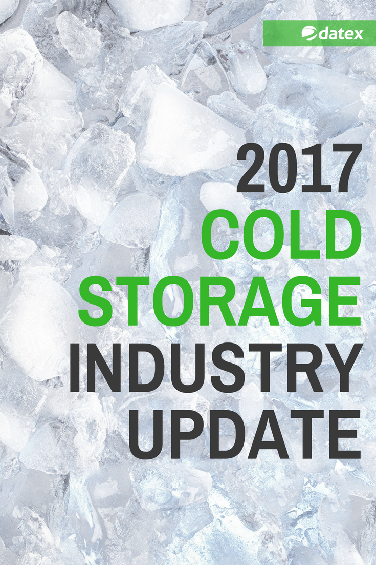 2017 Cold Storage Industry Update | Supply Chain Software