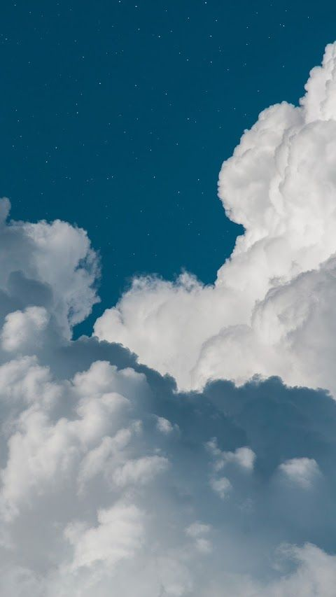 Fluffy Clouds Clouds Wallpaper Iphone Aesthetic Clouds Wallpaper Cloud Wallpaper Clouds iphone aesthetic live wallpaper