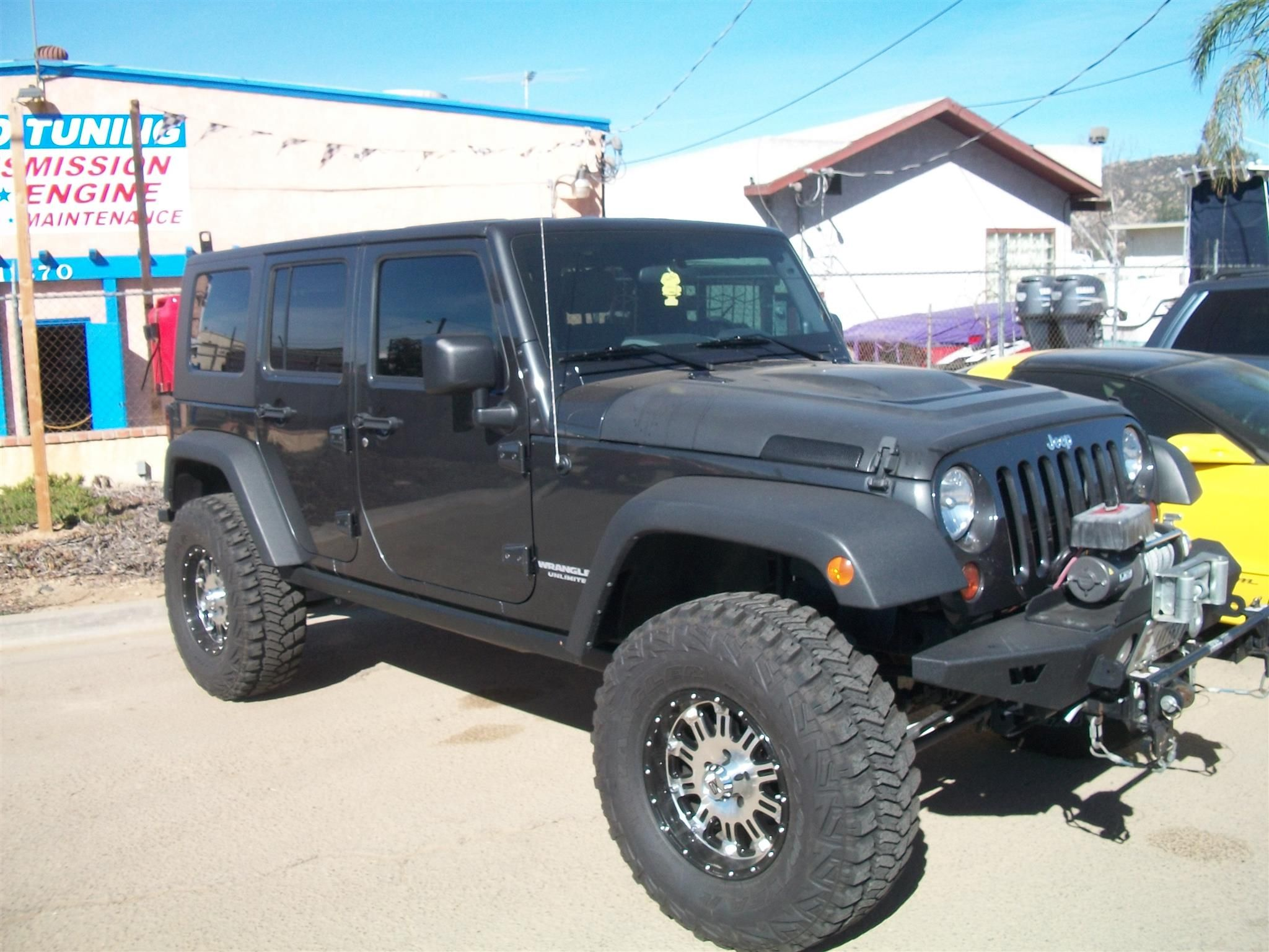 Jeep Wrangler Ccc Motorsports Santee Ca Us 52623 With