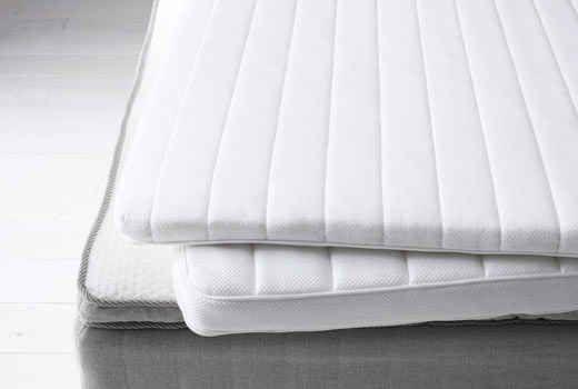 Add A Foam Or Feather Pillow Top Pad To Your Mattress To Make It Softer Mattress Pillow Top Mattress Pad Queen Mattress Size