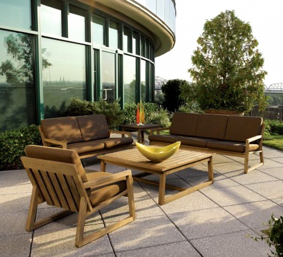 Patio Furniture Layout Ideas