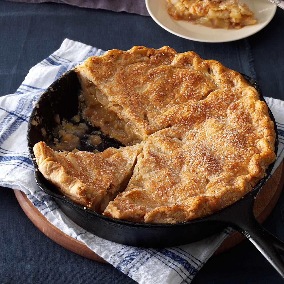 recipe: iron skillet apple pie recipe [18]