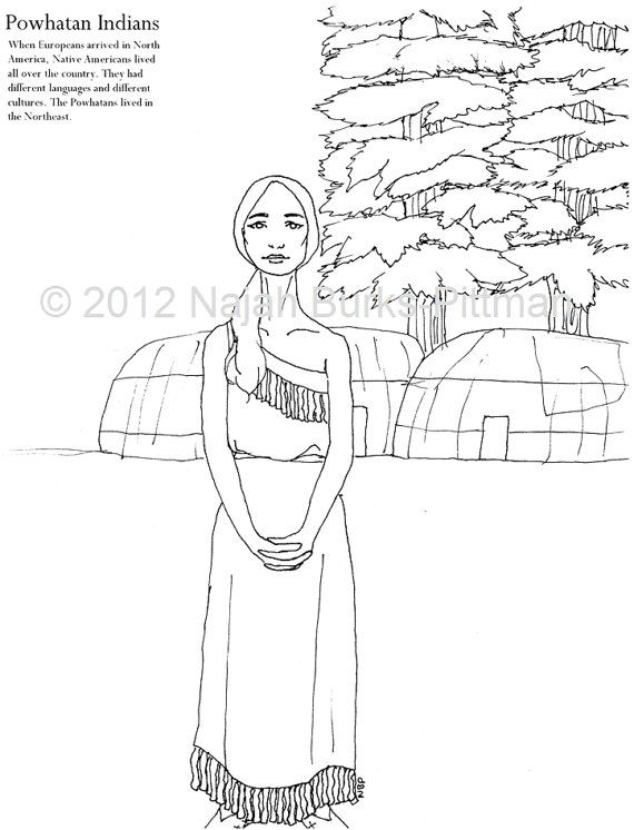 Dressing up Through History Coloring Page PDF format