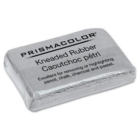 Kneaded Eraser Great For Removing Pencil Sketch Lines On