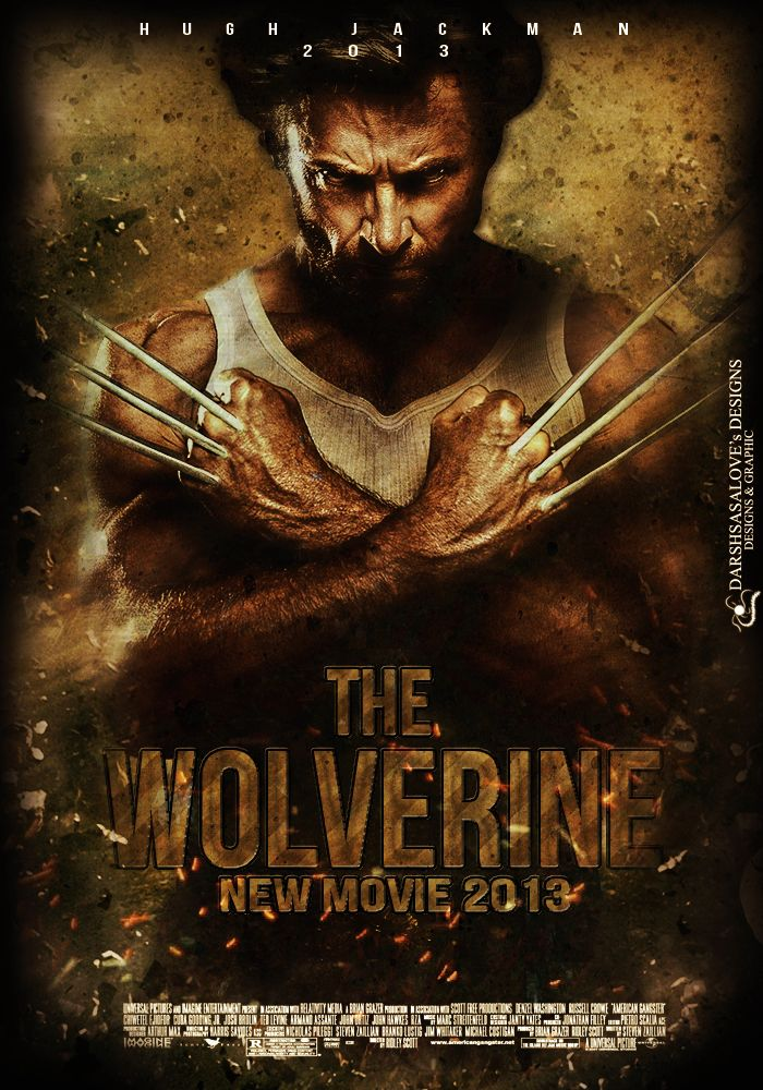 The Wolverine 2013 720p Cam Free Download Wolverine Movie Movie Posters Upcoming Movies