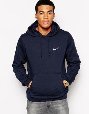 Nike Club Swoosh Hoodie 611457 473 | Nike❤️ en 2019