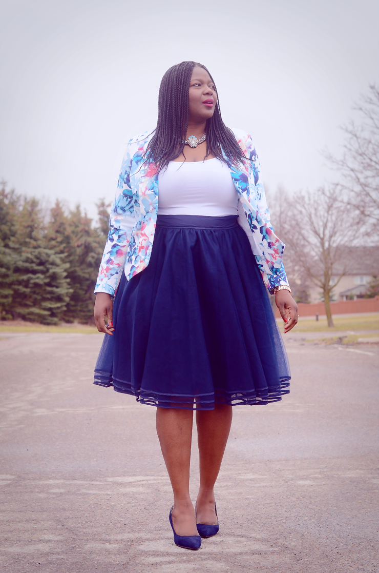 navy tulle skirt the for and how to wear