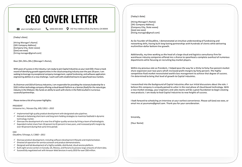 How Long Should a Cover Letter Be? Cover letter help