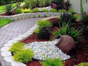 Beautiful landscaping!