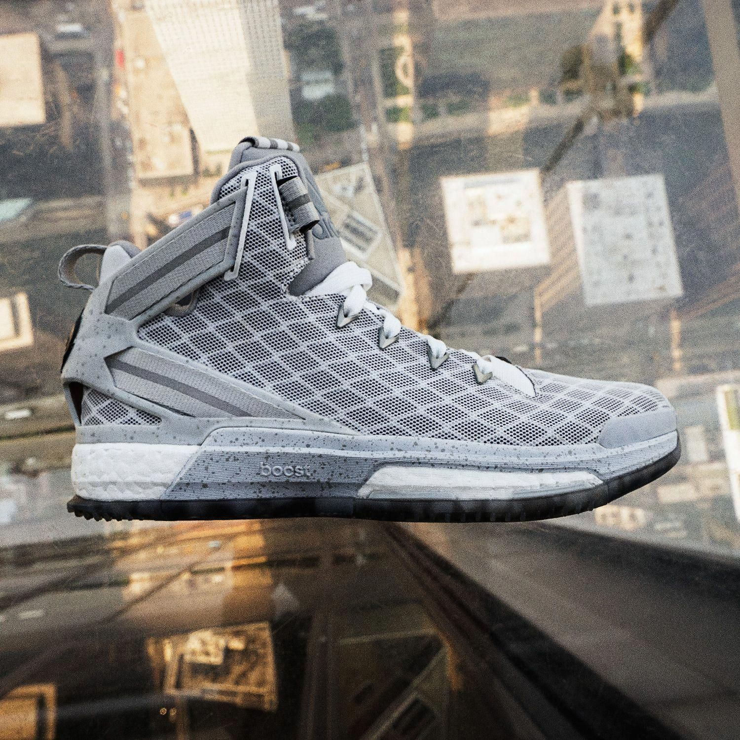 huge discount 6b27c 10862 The adidas Basketball Rose 6 is now at  KidsFootLocker for the first time  and marks the latest addition to Derrick Rose s signature line of kicks  with ...