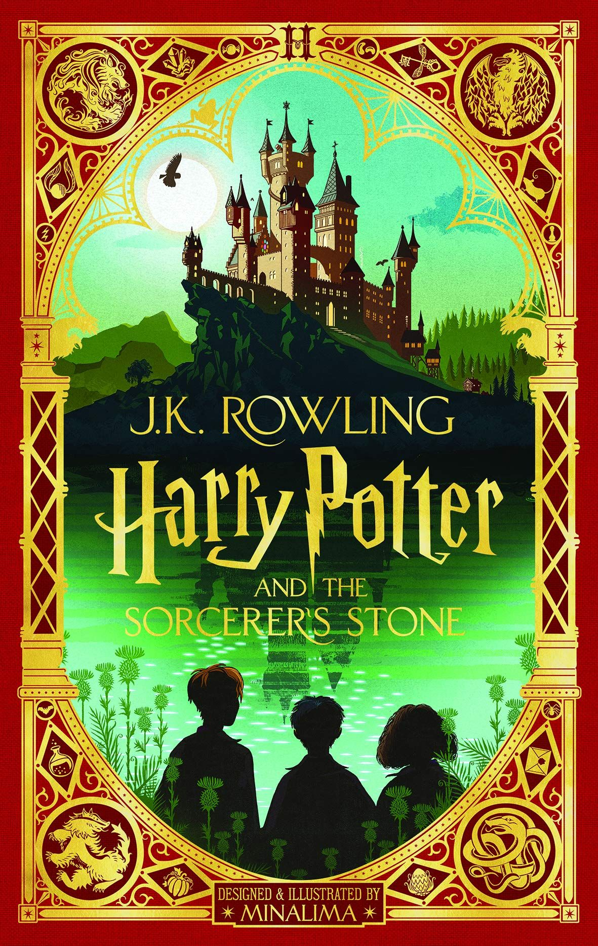 A Dazzling New Edition Of J K Rowling S Harry Potter And The