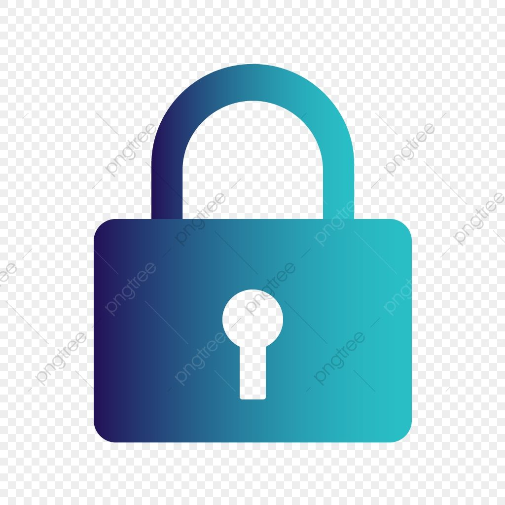 Vector Lock Icon Lock Icons Lock Secure Png And Vector With Transparent Background For Free Download Lock Icon Transparent Background Vector