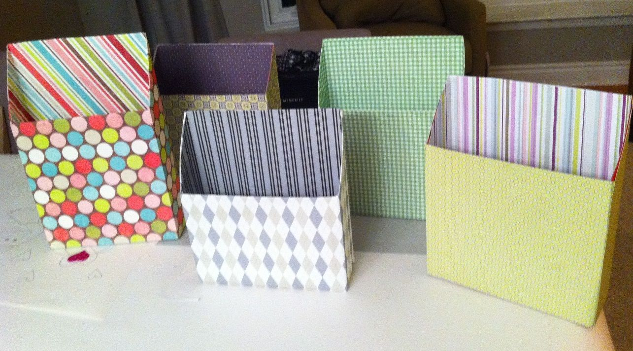 Cereal Boxes Scrapbook Paper Many Useful And Cheap