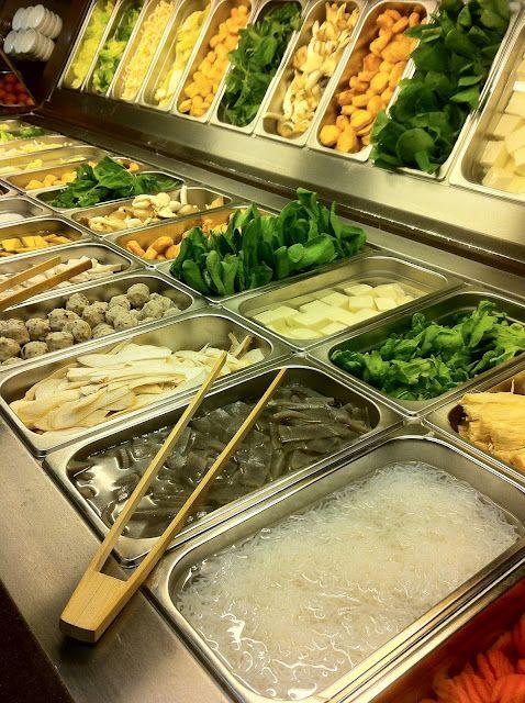 Malaysia Cuisine Food Review Suki Ya Buffet