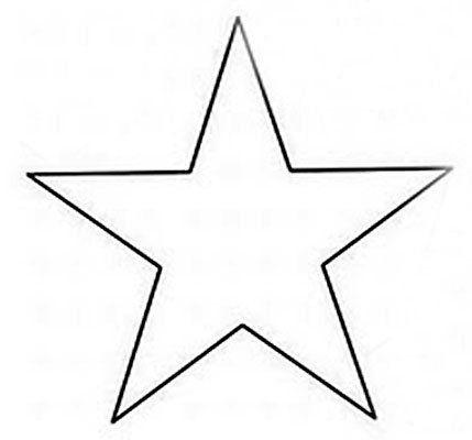 Molde De Estrela Grande Para Imprimir Pesquisa Do Baidu Molde Estrela Estrela Para Imprimir Estrela De 5 Pontas