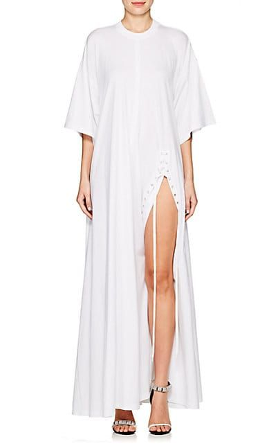 f1974273a13f Y Project Oversized Cotton T-Shirt Maxi Dress - Dresses - 505316016 ...