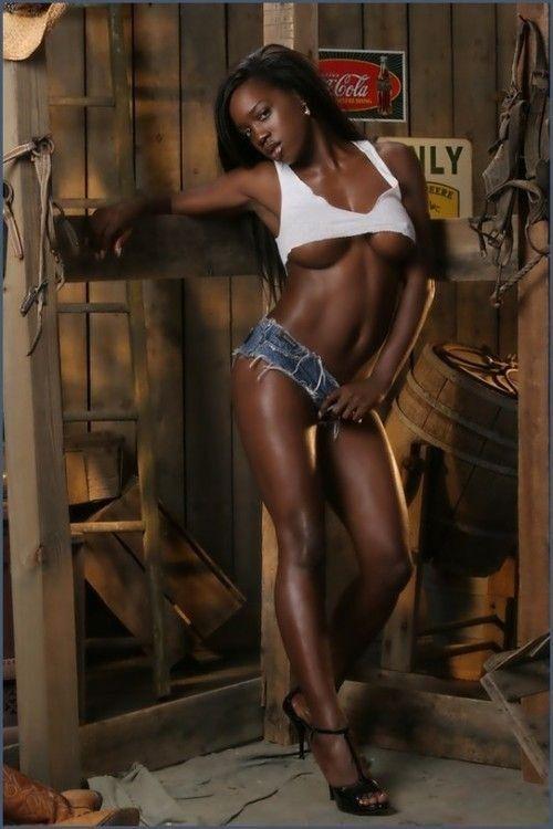 Hot british black girls