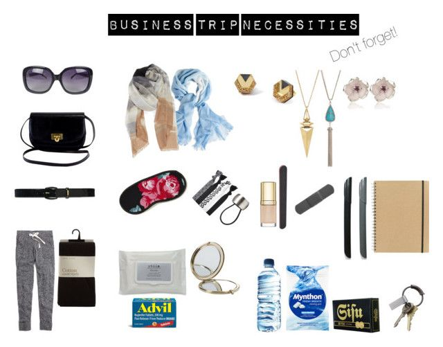 Don\u0027t forget the necessities - Business trip by toukotakku on - Business Trip Packing List