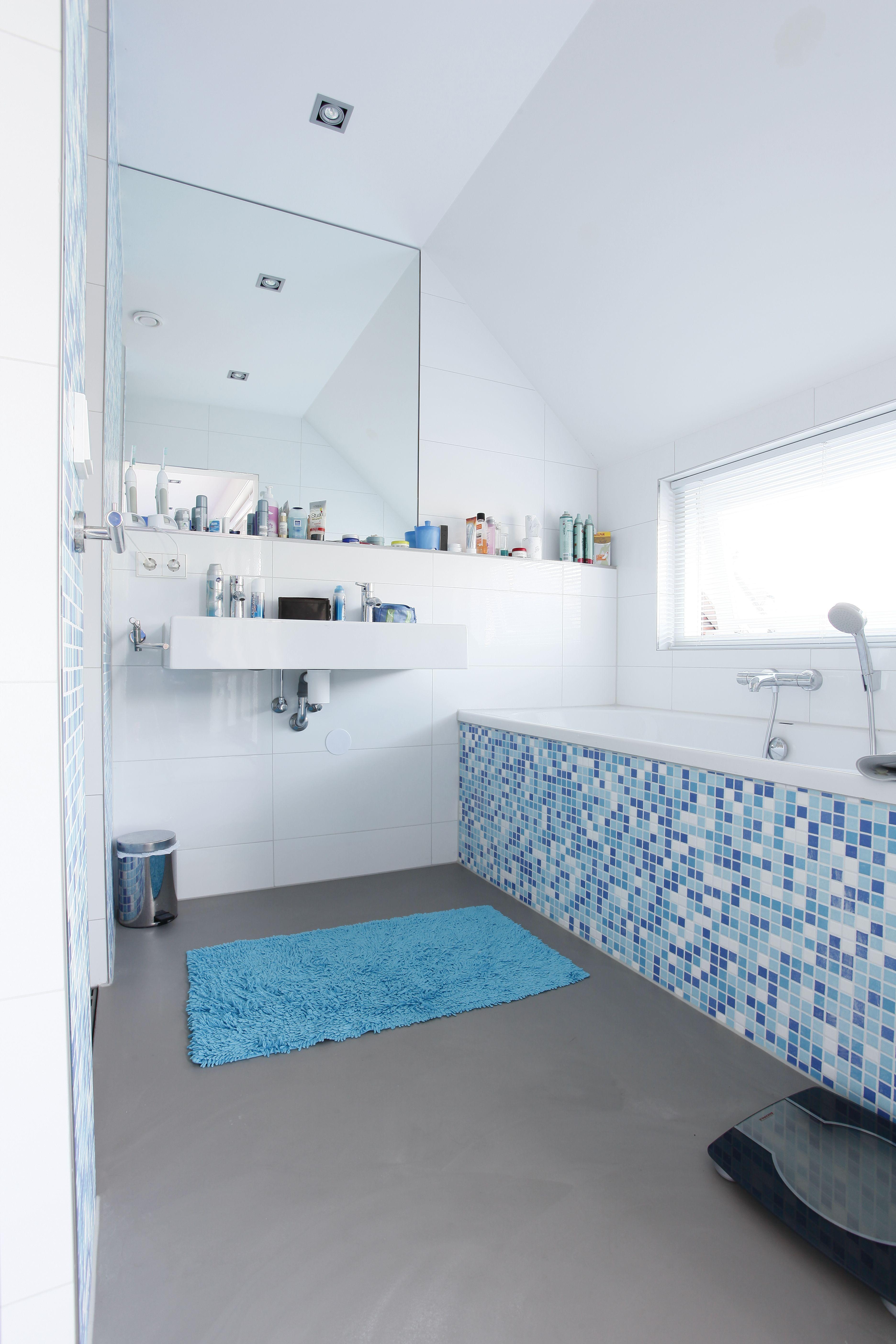 Motion Gietvloeren is de specialist voor gietvloer in badkamers ...