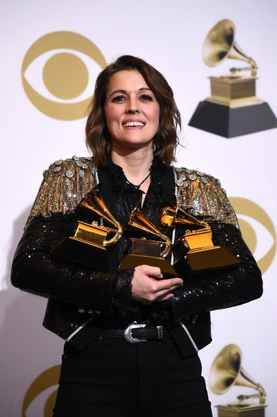 Brandi Carlile Photos Photos: 61st Annual Grammy Awards