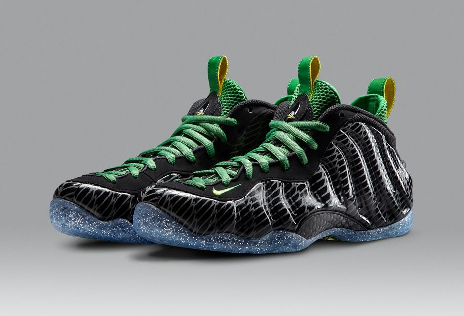 online store 8c1b2 47aa0 Pro Nike Air Foamposite One Premium UO QS - Oregon Ducks Official Images ...