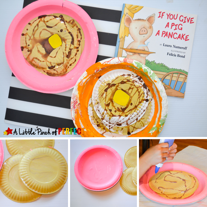 If You Give A Pig A Pancake Craft Ideas