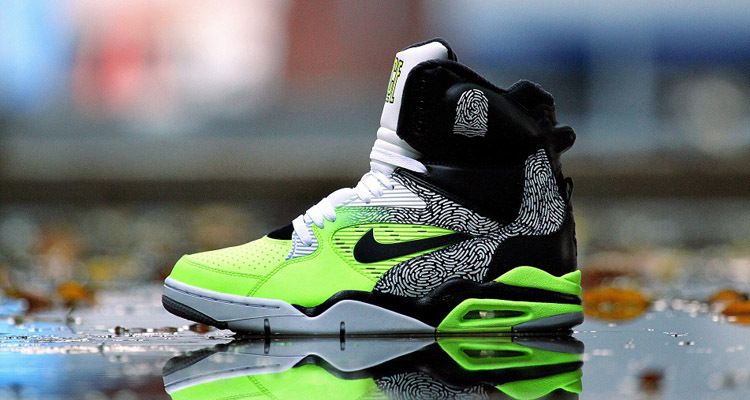 "newest 256df ac1d9 Nike Air Command Force ""Autumn Leaves"" Custom"