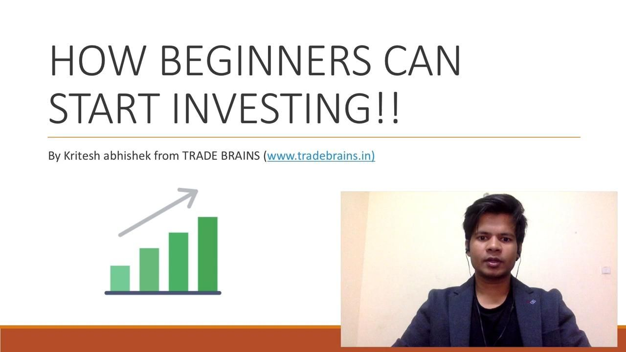 How beginners can start investing in Indian stock market in 2020?