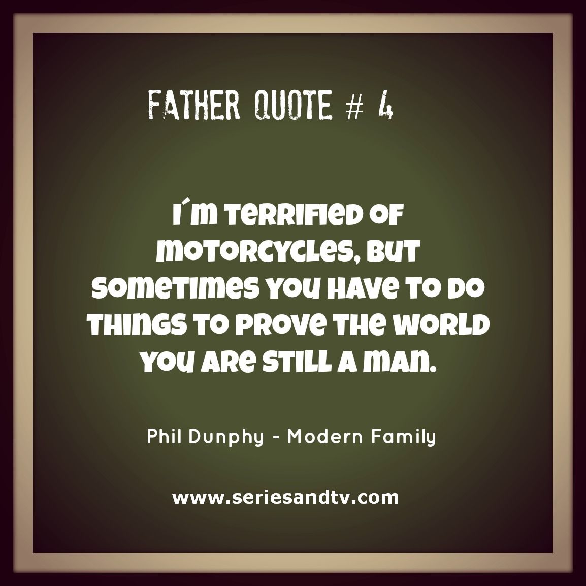 Funny Sales Quotes Fatherquote4Phildunphymodernfamily  Memes And Quotes