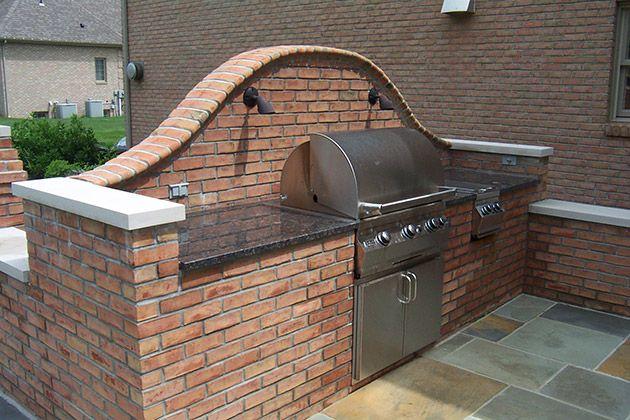 Fire Brick Mortar Recipe : Brick grill Поиск в google Уличные печи и барбекю